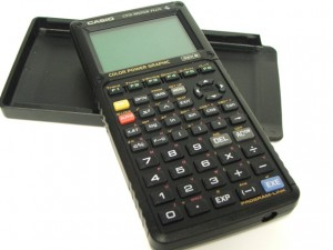 The Graphing Calculator and the Kindle